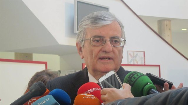 Eduardo Torres Dulce, en Huelva.