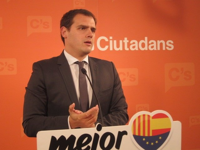 Albert Rivera, C's