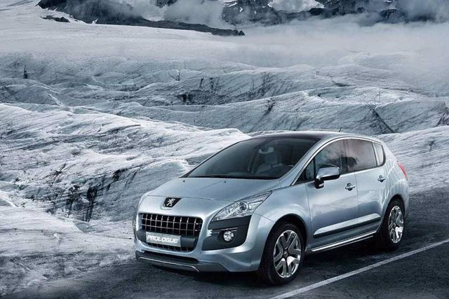 Peugeot desarrolla su primer monovolumen compacto, el 3008