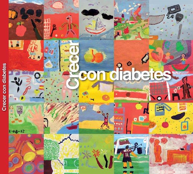Libro 'Crecer con diabetes'