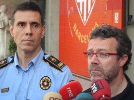 Barcelona tendrá 104 efectivos de los Bomberos por la verbena