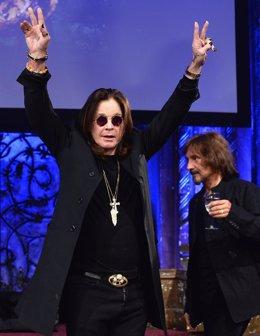 Ozzy Osbourne, cantante de Black Sabbath