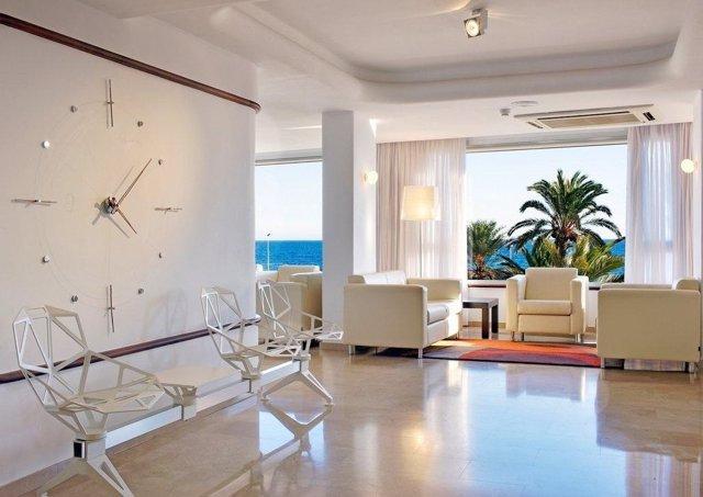 Habitación hotel moderna