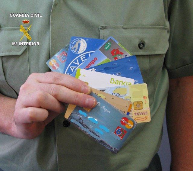 Operación estafa tarjetas 'Me lo llevo' en La RIoja