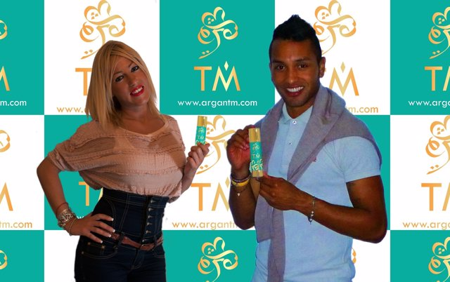 Thalia Márquez, de la empresa andaluza TM