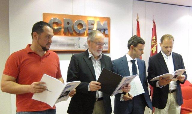 Sarabia, Pérezcarro, Guerro y Galán