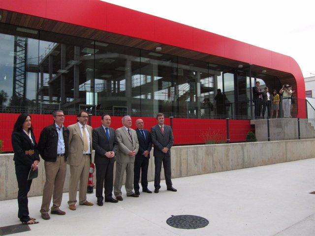 Inauguración Centro Prácticas Preventivas de la FLC en Logroño