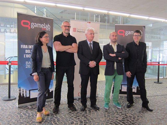 Presentación de la IX Gamelab
