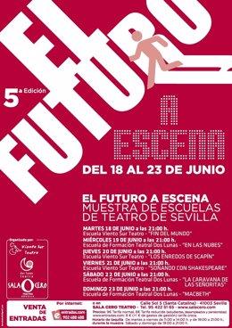 Vuelve 'Futuro a escena' a Sala Cero
