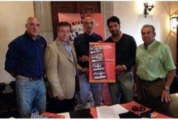 Presentación Encuentro Atletismo Diputación De Cáceres