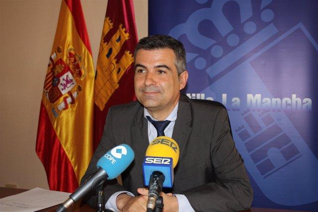 Delegado de la Junta en Cuenca