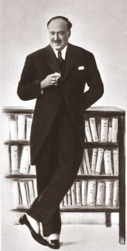Una imagen de Vicente Blasco Ibáñez