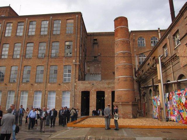 Fabra i Coats, fábrica de creación de Barcelona