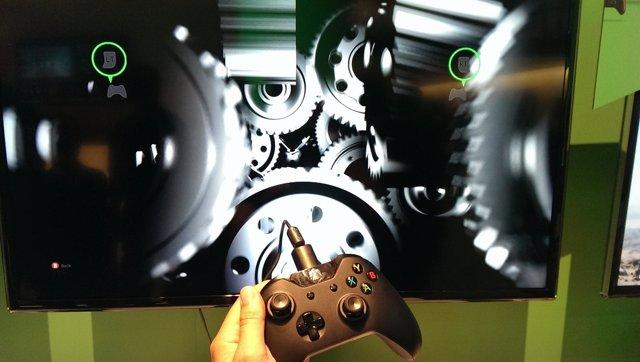 Las posibilidades de la vibración de los gatillos del mando de Xbox One