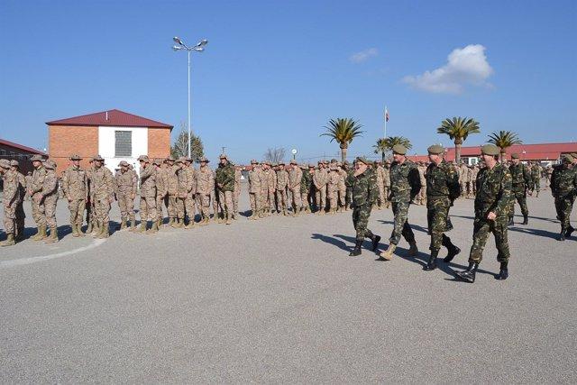 Centro De Formación De Tropa Nº 1 De Cáceres