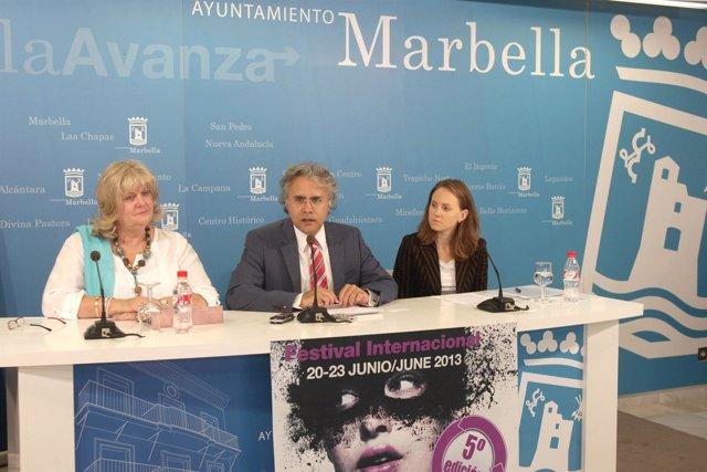 El delegado municipal de Turismo de Marbella, José Luis Hernández