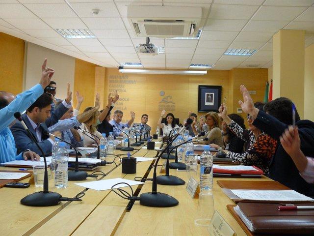Comisión gestora de la Mancomunidad de Municipios de la Costa del Sol Occidental