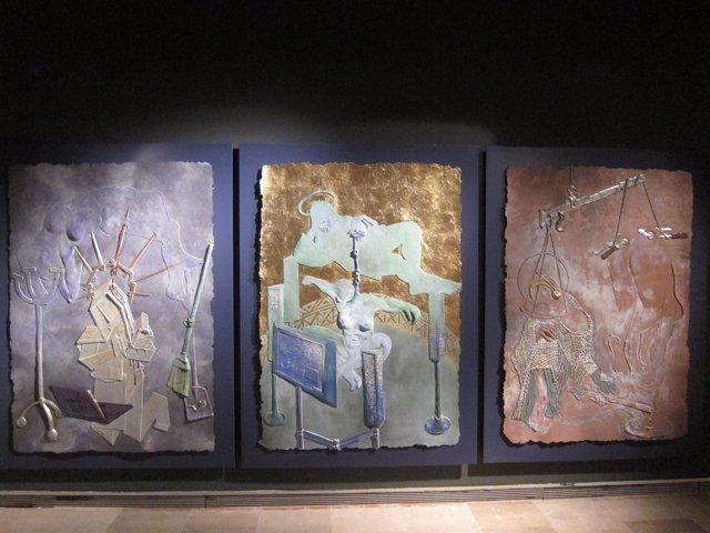 Exposición de José Fuentes en el DA2 de Salamanca