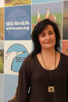 La Directora Ejecutiva De SEO/Birdlife, Asunción Ruiz