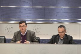 """IU-ICV-CHA exige a Montoro aclarar las """"contradicciones"""" del informe de la Agencia Tributaria sobre la infanta Cristina"""
