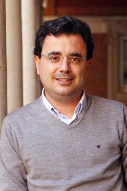 El periodista Andrés Marín Cejudo.