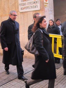 Diego Torres Y Ana María Tejeiro.