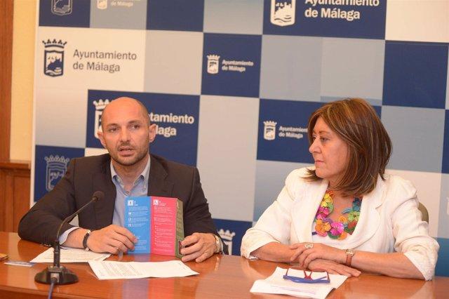 Ana Navarro y Raúl López