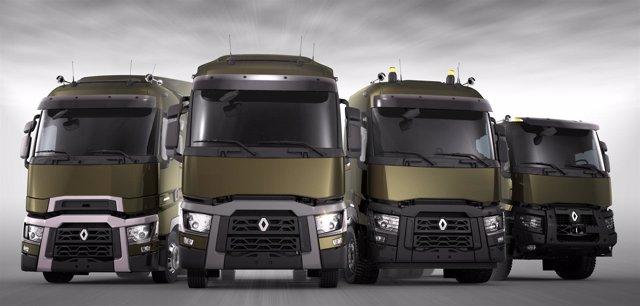 Gama Renault Trucks