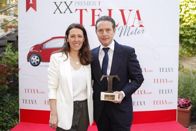 Peugeot 208, Premio T de Telva