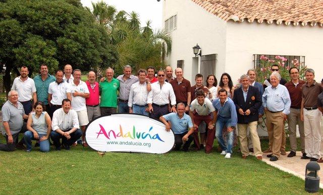 Torneo golf promoción turismo