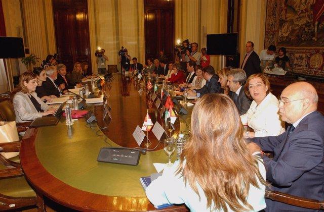 Reunión del Consejo consultivo de Política Agrícola para asuntos comunitarios