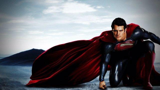 Superman Man of Steel El hombre de acero