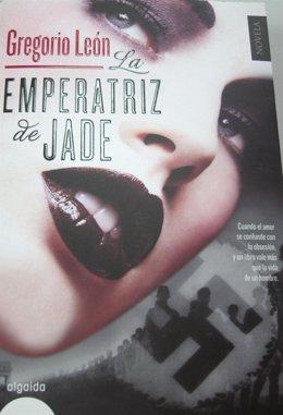 Portada de 'La emperatriz de Jade' de Gregorio León
