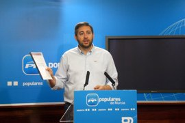 """Martínez (PP) asegura que """"trabajamos para que los errores del pasado no sean un lastre para nuestro futuro"""""""