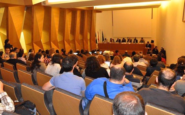 Vigo Foto Claustro Univ