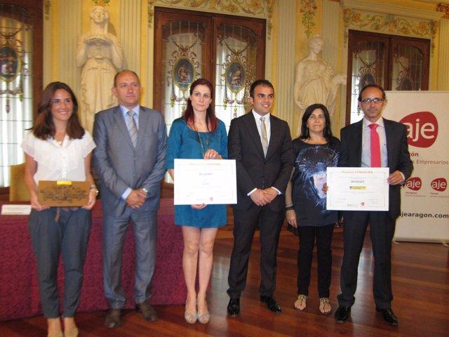 La empresa Libelium ha ganado el premio Consolida de Bantierra y AJE