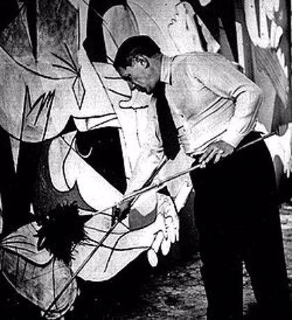 El taller donde Pablo Picasso pintó 'El Guernica', en disputa legal