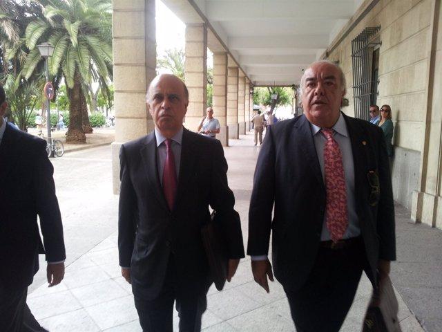 El dueño de Uniter, José González Mata, acude a declarar por el caso ERE