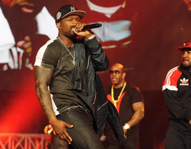 El rapero 50 Cent incursionará en el medio televisivo con la serie 'Power'