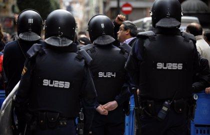 Los antidisturbios de la Guardia Civil también llevarán su número de identificación visible como los de la Policía