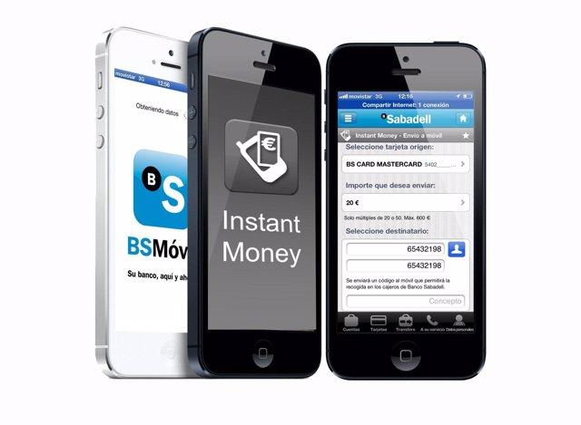 Banco sabadell permite sacar dinero de los cajeros con el for Cajeros banco santander para ingresar dinero