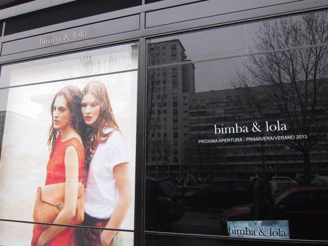 Bimba&Lola tienda