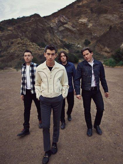 Arctic Monkeys estrenan single: más de lo mismo