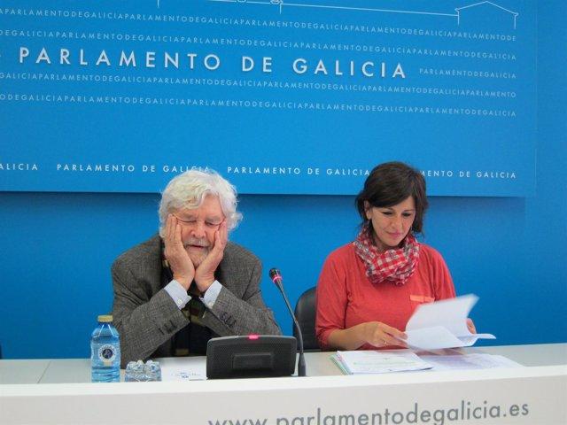 Beiras y Yolanda Díaz