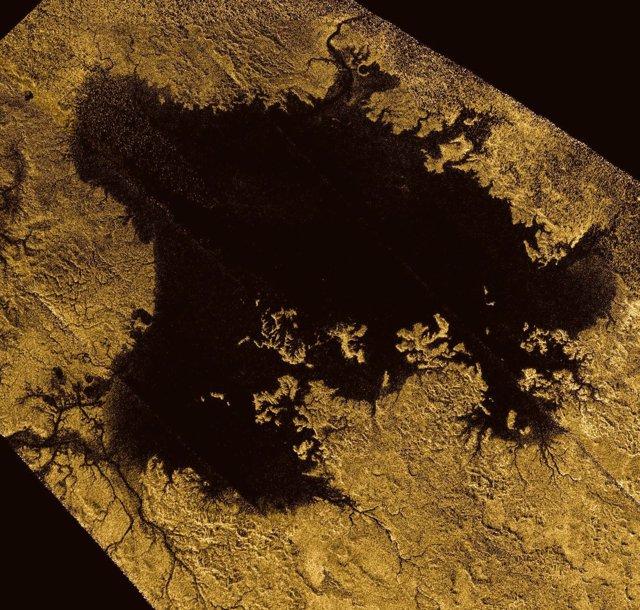 Mar de Titán