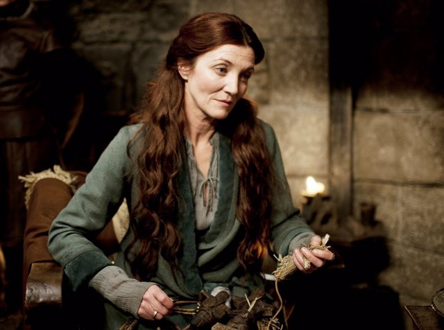 Volverá Catelyn Stark a la vida en la cuarta temporada de \'Juego de ...