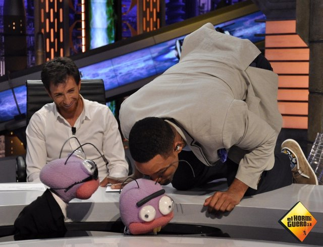 Will Smith en El Hormiguero
