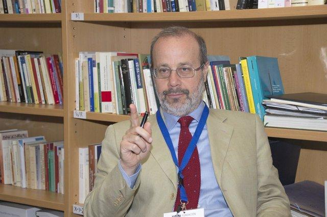 Giovanni Maria Vian, director de L'Osservatore Romano