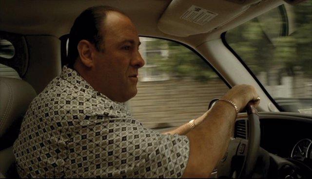 James Gandolfini Es Tony Soprano