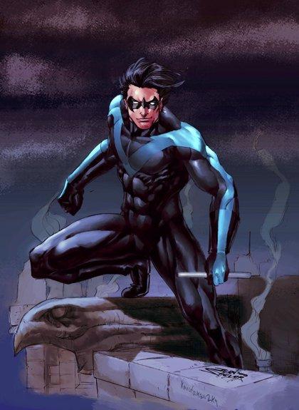 Ala Nocturna (Nightwing) estará en la próxima temporada de 'Arrow'